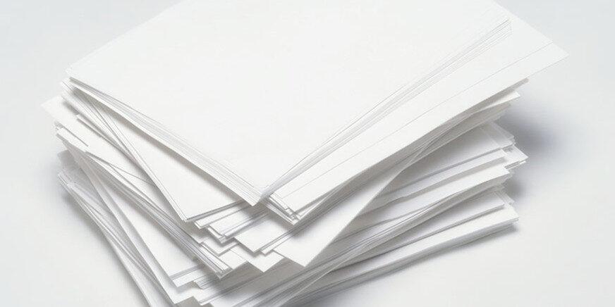 reams of paper